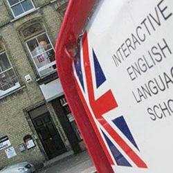 About Interactive English Language School