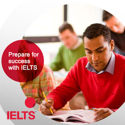 IELTS - Exam Preparation Language Courses