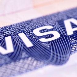 Visa Information Interactive English