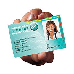 Get ISIC Student Card in Interactive English